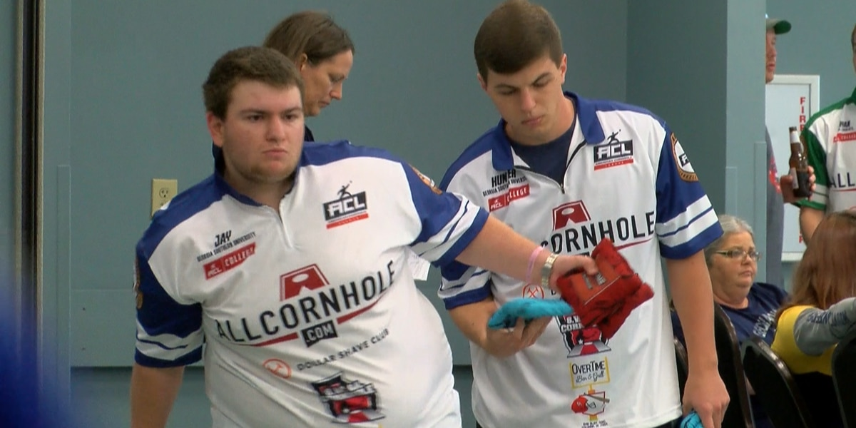 First National College Cornhole Championship held in Myrtle Beach