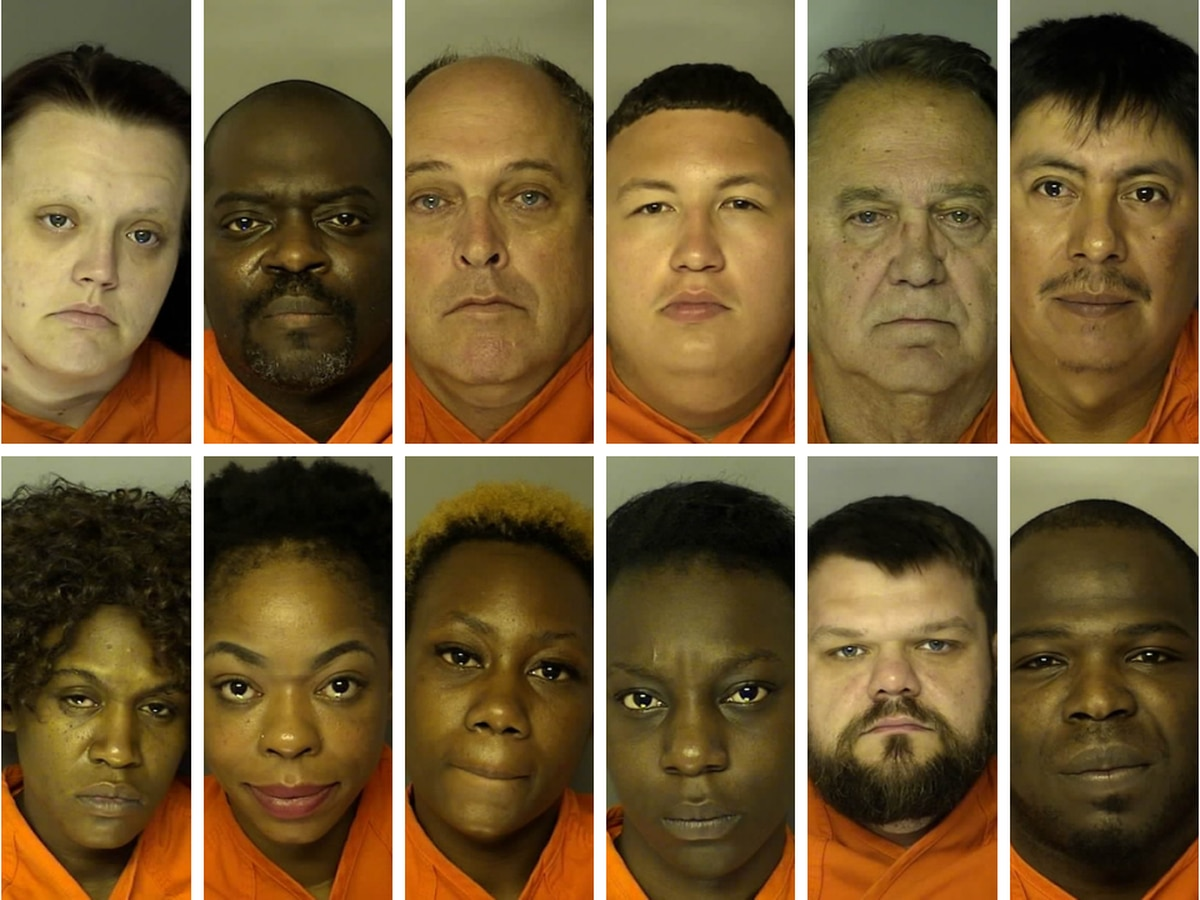SLED arrests 16 people in Horry County on prostitution-related charges