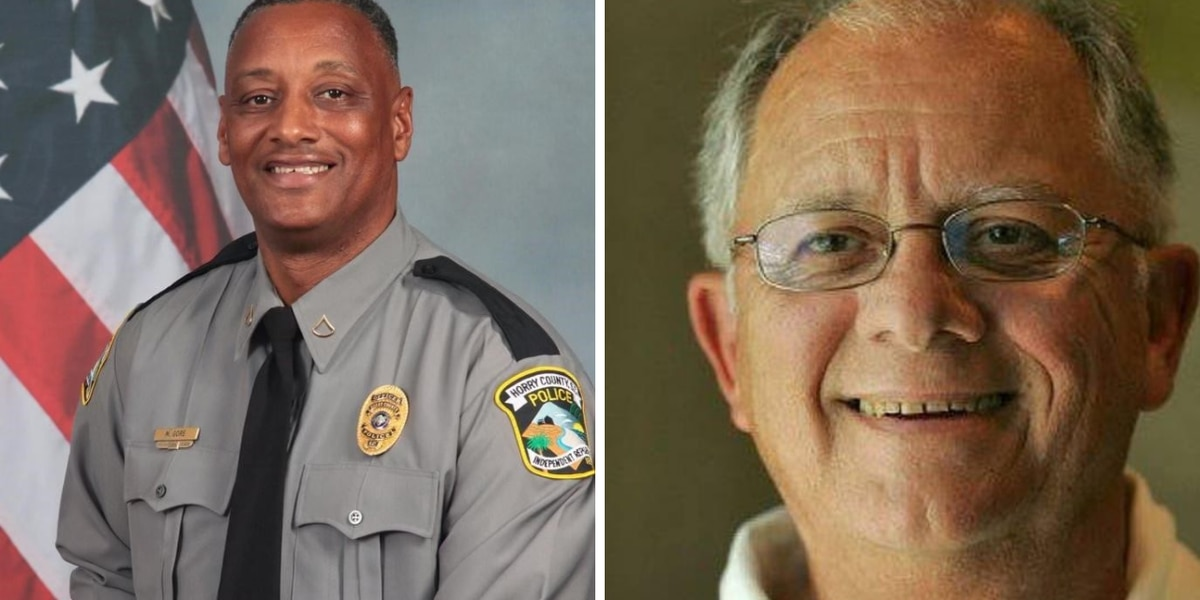 City of Myrtle Beach to fly flags at half-staff in honor of fallen HCPD officer, former mayor