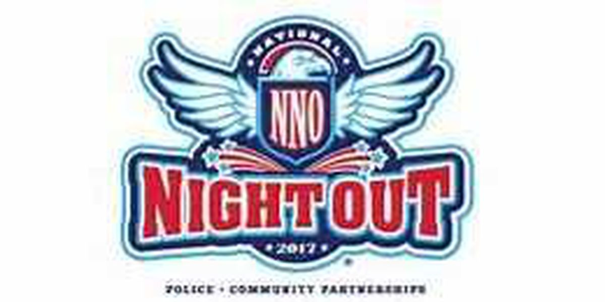 Georgetown County Sheriff's Office invites you to 'National Night Out'