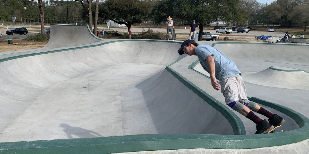 Florence skate park draws visitors from across the Carolinas