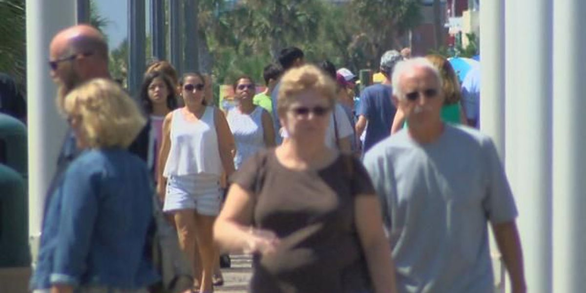 Myrtle Beach kicks of '60 More Days of Summer' ad campaign
