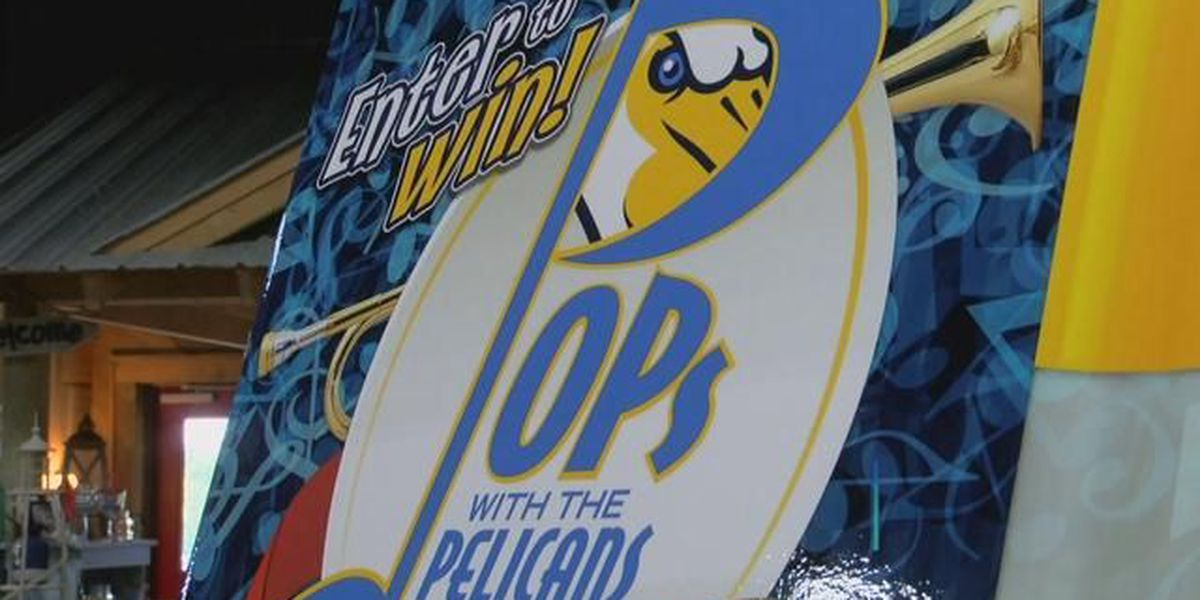 POPs with the Pelicans brings fine arts to the ballpark