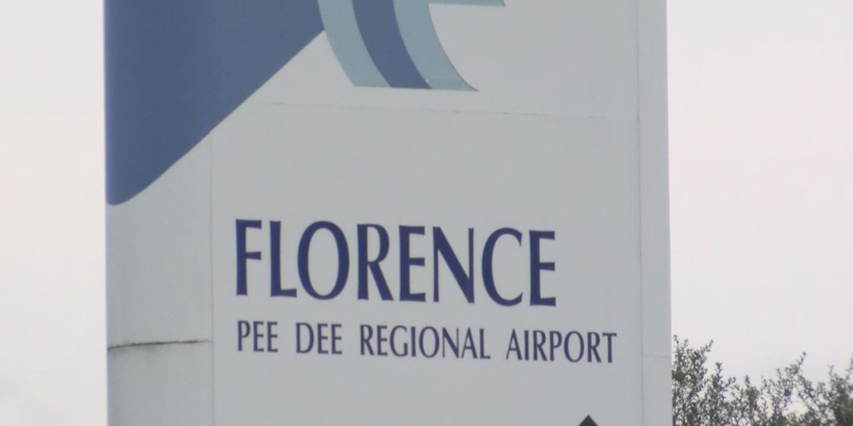 Naked woman who caused a brief shutdown at Florence Regional Airport faces trespassing charge