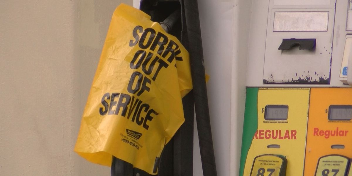 Pee Dee area affected by gas shortage