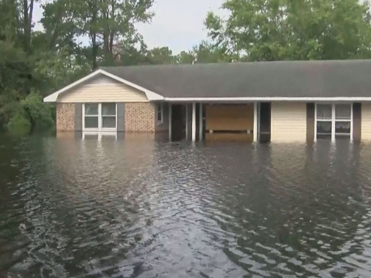 City of Conway looking to buy homes damaged from flooding