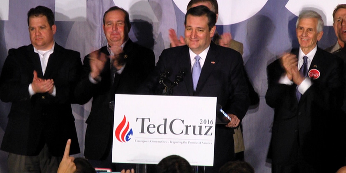 Senator Cruz and his supporters not demoralized by SC Primary results