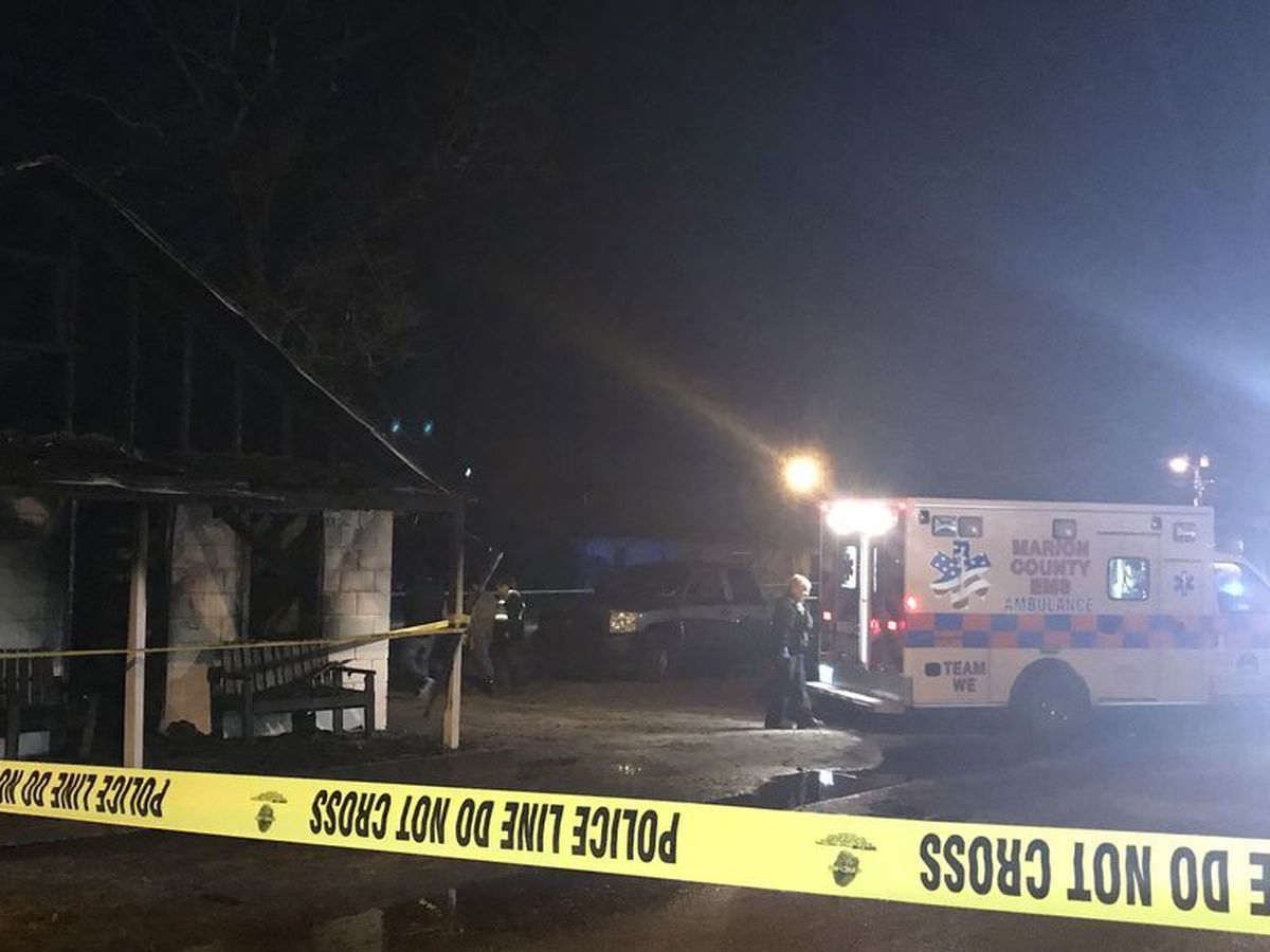 Third person dies after Christmas Eve house fire in the Pee Dee