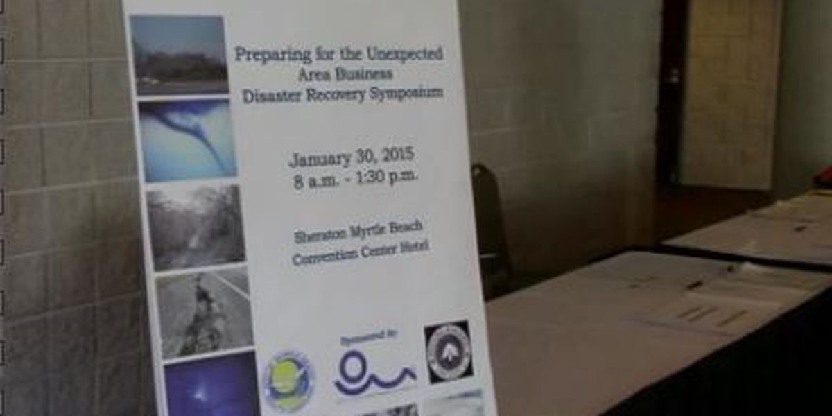 Local officials prep for annual Disaster Recovery Symposium
