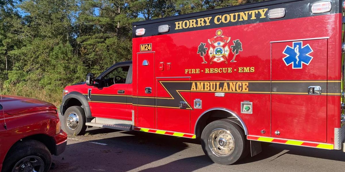 Crash with reported ejection slows traffic in Aynor-bound lanes of U.S. 501