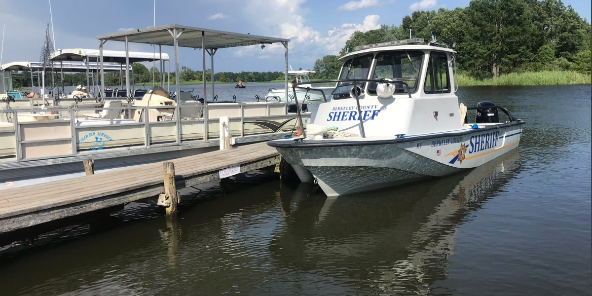 Father and son missing on Lake Moultrie following Saturday storm found safe