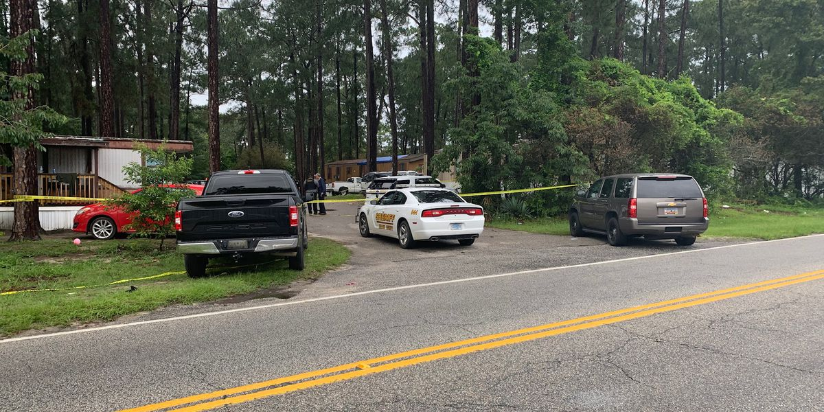 Coroner identifies 2 men killed at Dillon County mobile home park