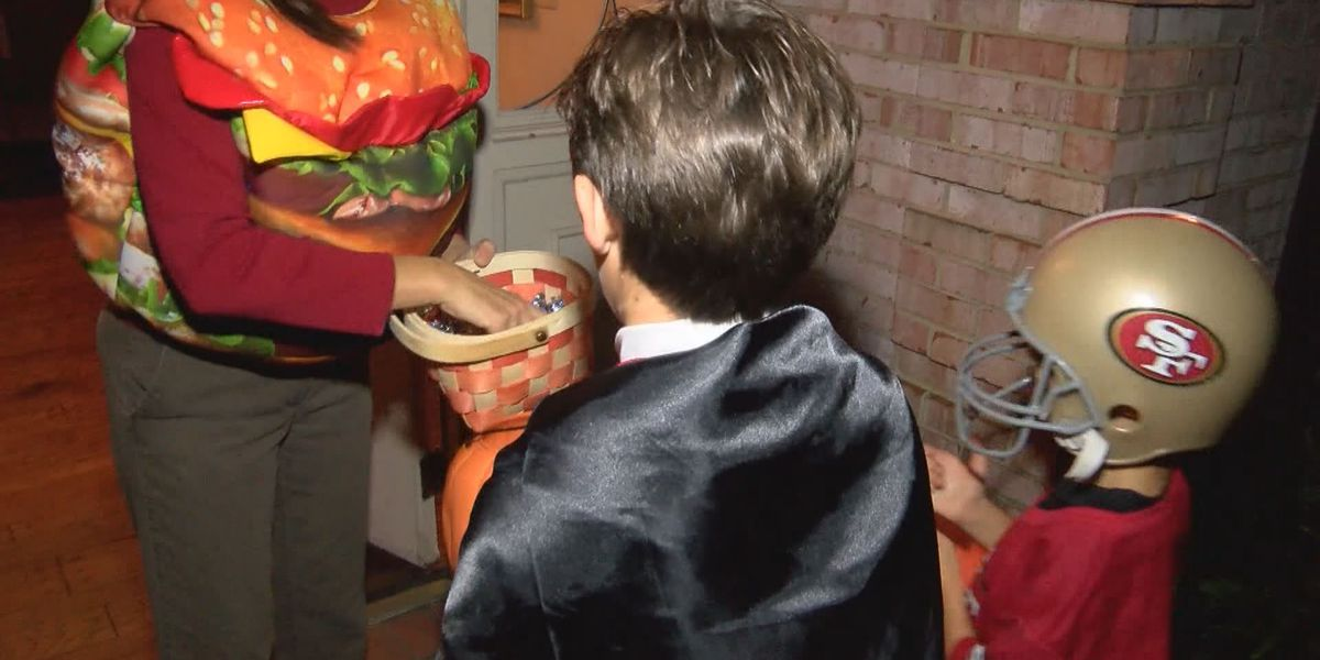 Horry County police share Halloween safety tips