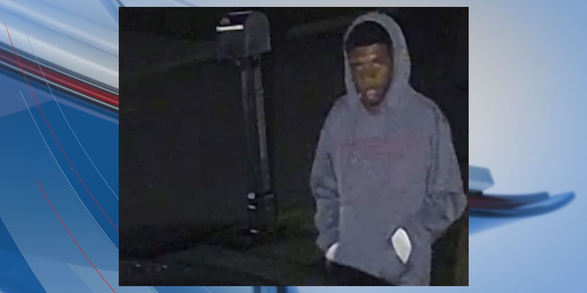 Police search for man wanted for questioning in several vehicle break-ins in Florence