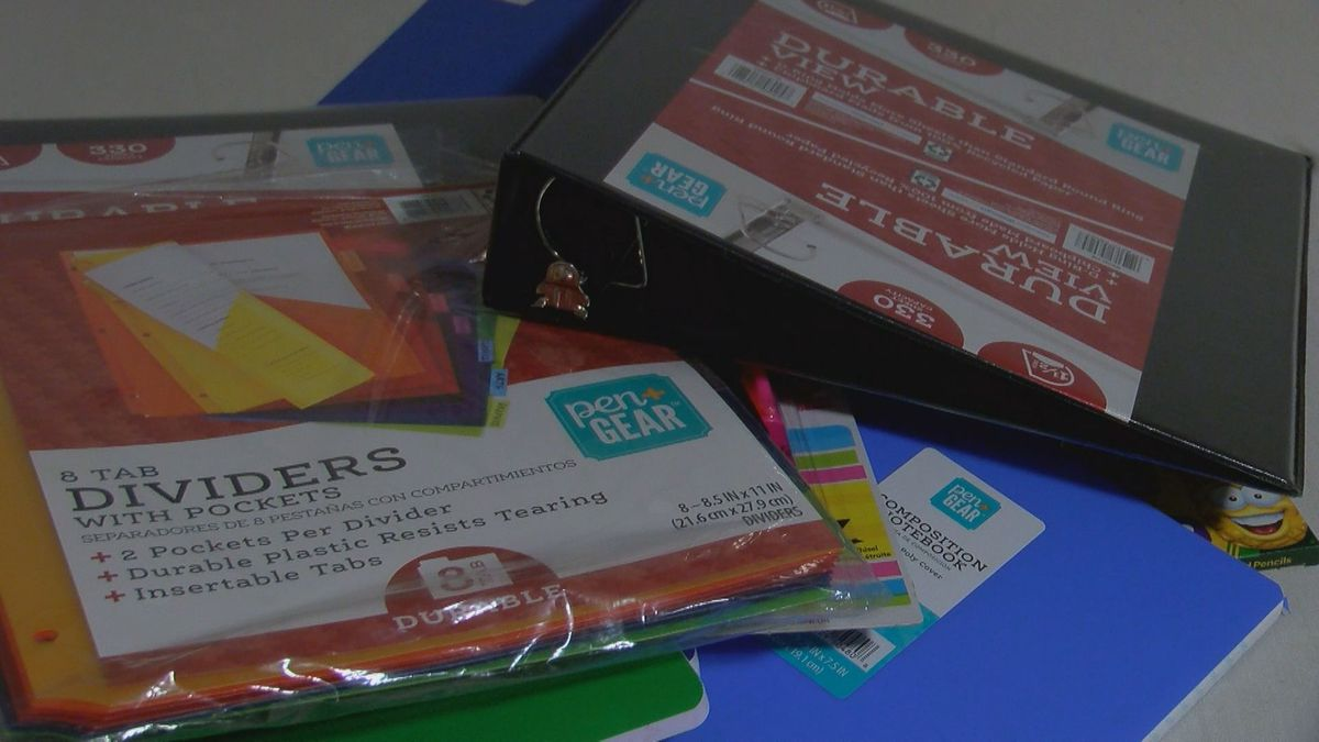 'We're stocked up': Teachers, parents to take advantage of S.C. Tax Free Weekend