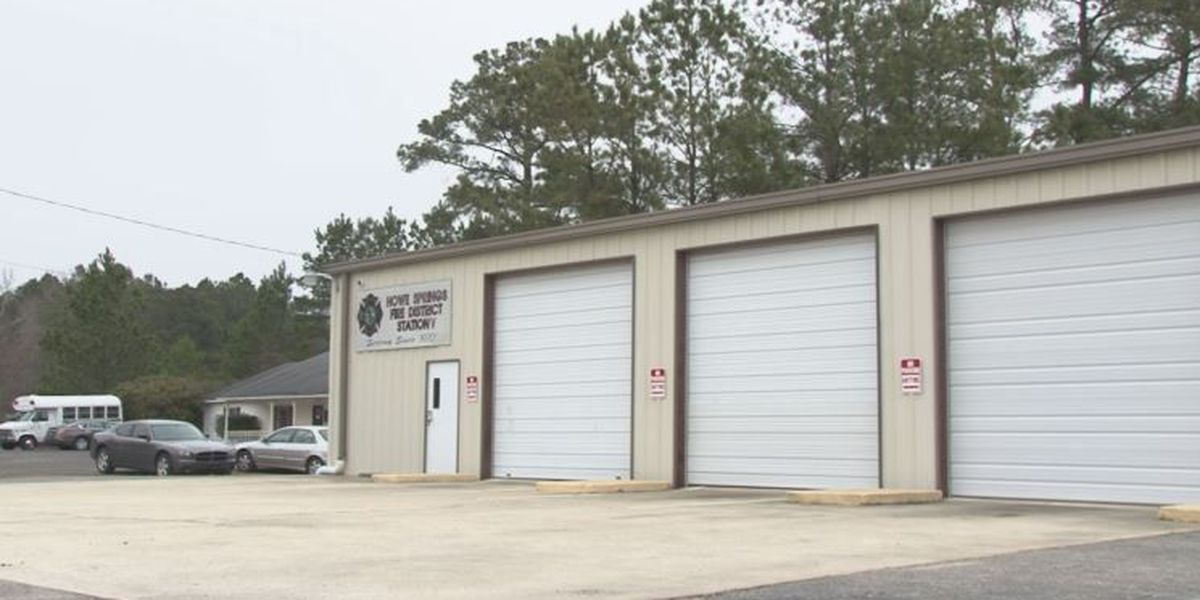 Florence County building 8 fire stations