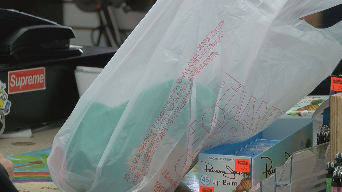 North Myrtle Beach moves closer to plastic bag ban
