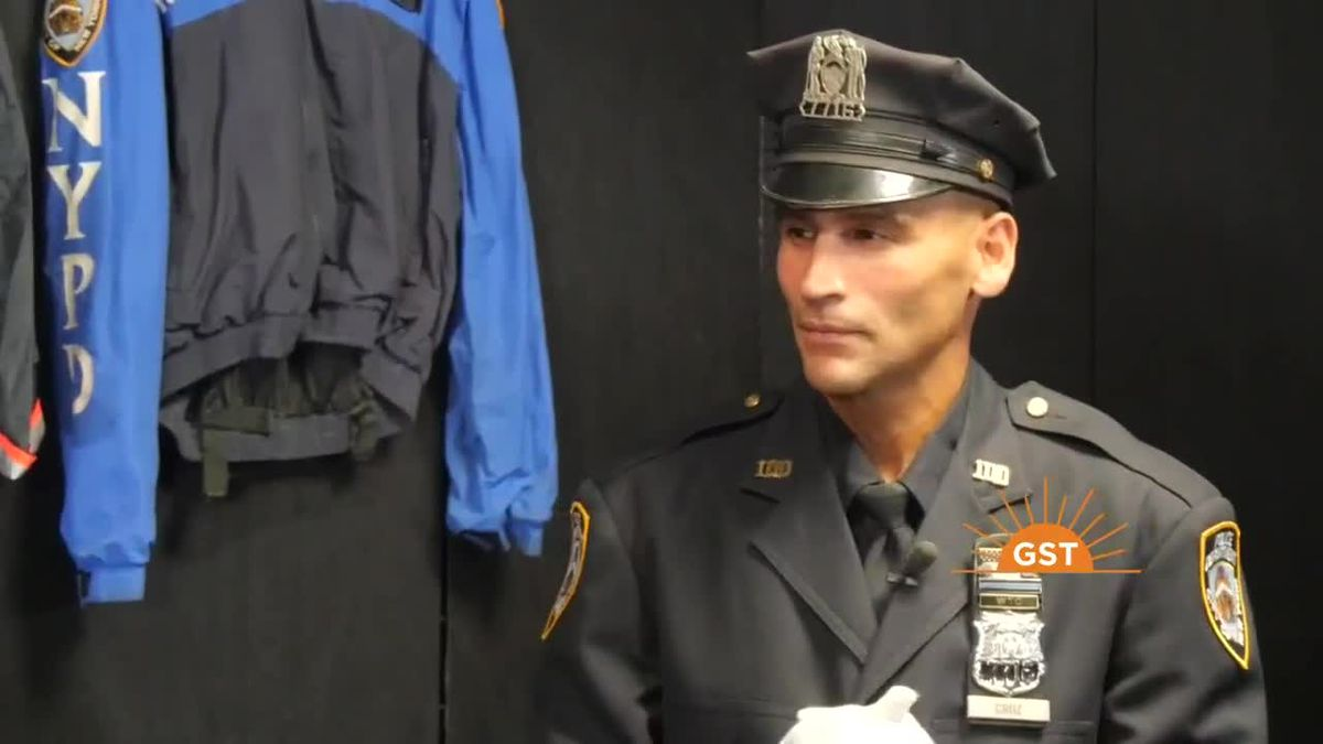 Halley's Hometown Heroes: Former NYPD officer reflects on 9/11