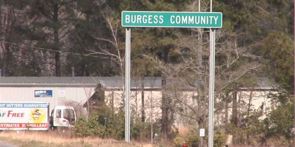 Horry County presents draft of Burgess Community Bicycle and Pedestrian plan