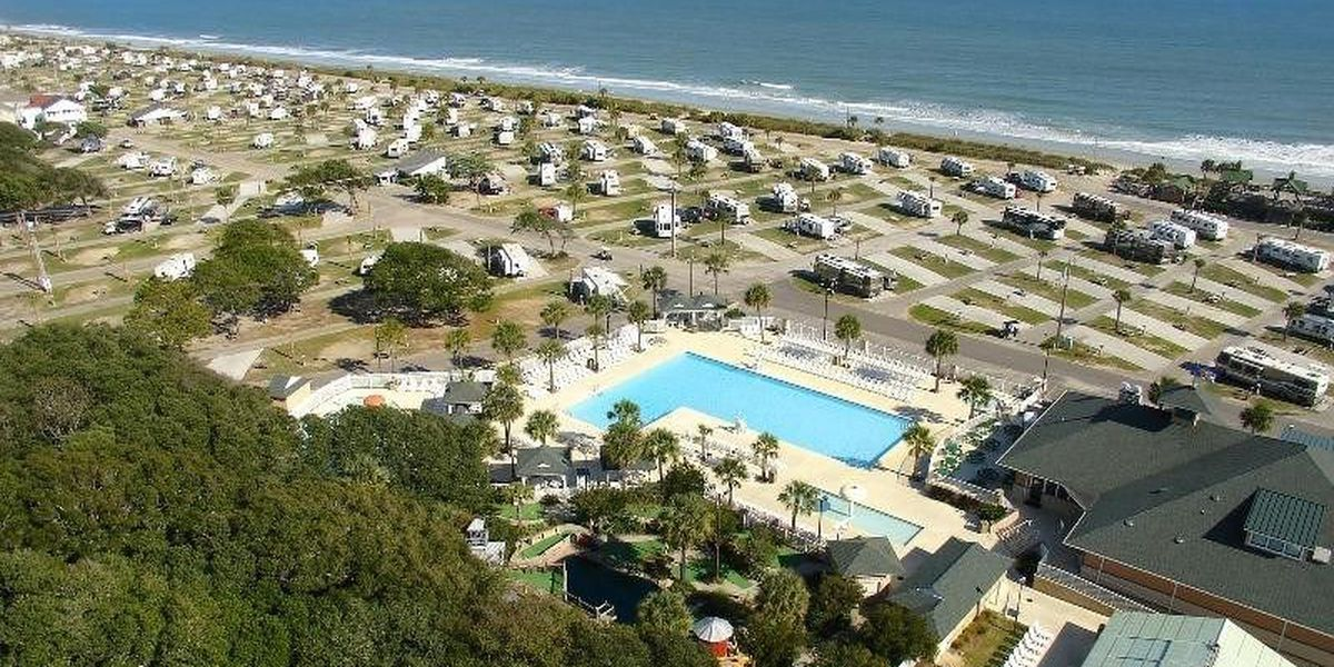 Ocean Lakes Family Campground begins construction on new water park