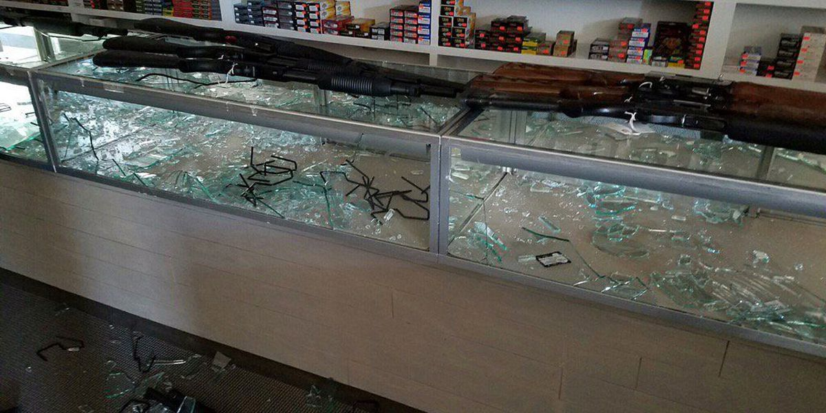 $20,000 reward offered for information on theft of over 200 guns from Longs gun shop