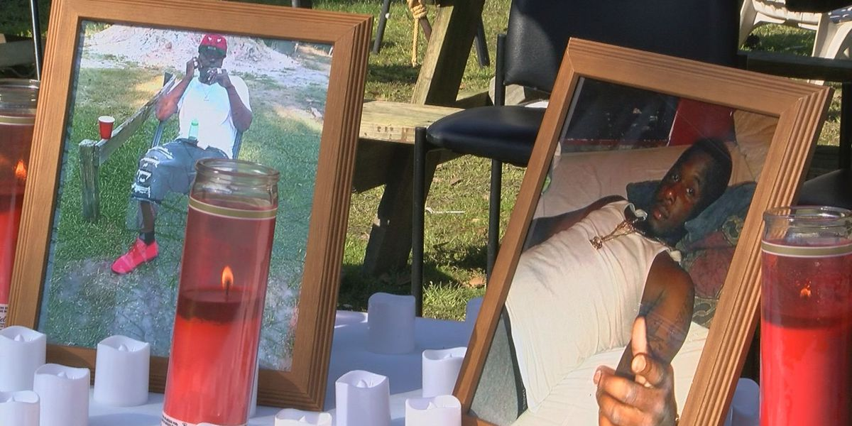 'They're always in my heart': Mother grieves over loss of two sons in Longs shooting
