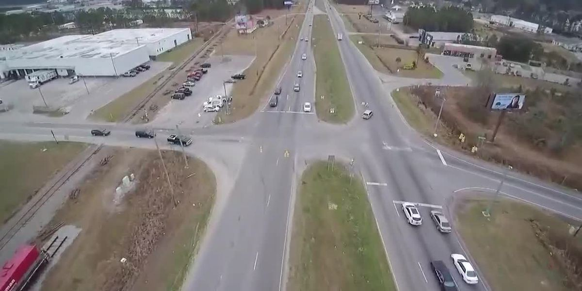 Improvements planned for busy intersection of Highway 501