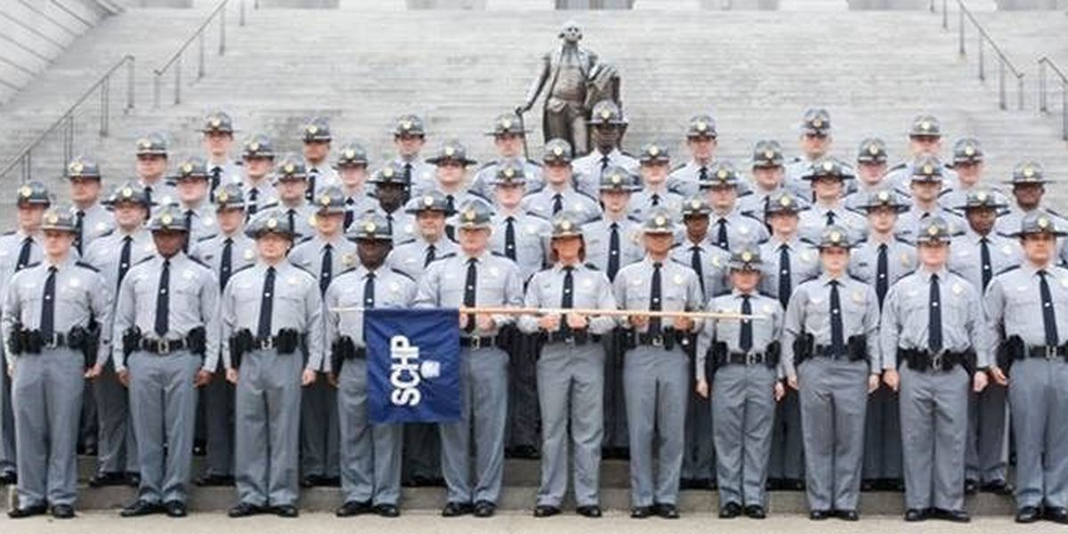 Several local troopers among S.C. Highway Patrol's newest graduating class