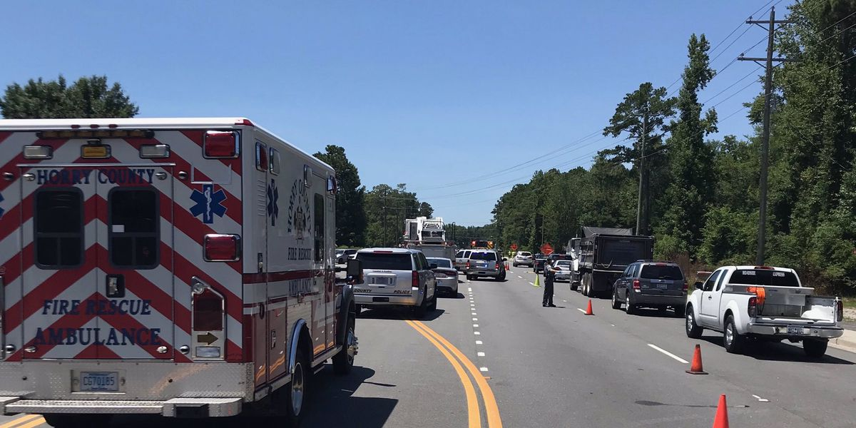 SCHP: Motorcyclist involved in crash on S.C. 707 dies from injuries
