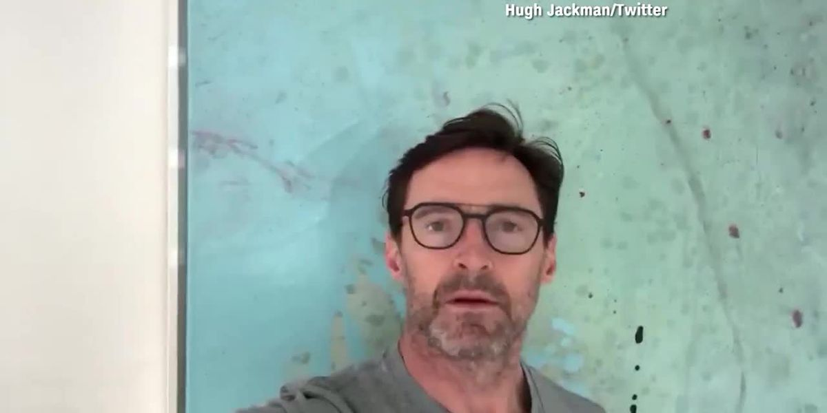 Hugh Jackman voices support for bullied Australian boy