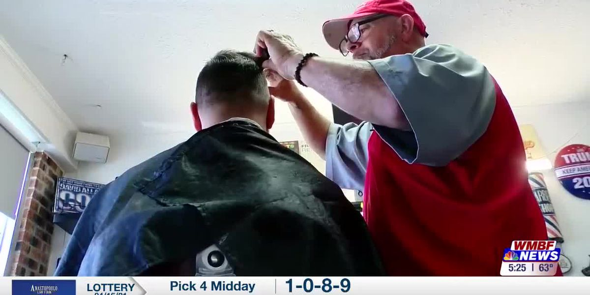 Barbershop owners reflect, move forward one year after COVID-19