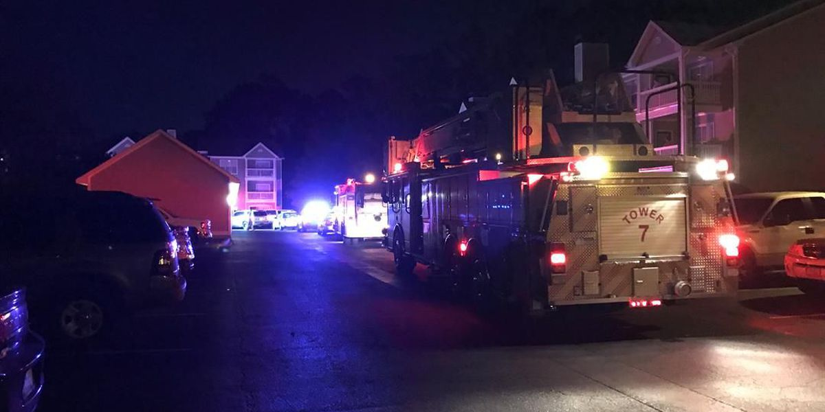Two people injured, suspect identified in shooting at Palmetto Pointe apartments
