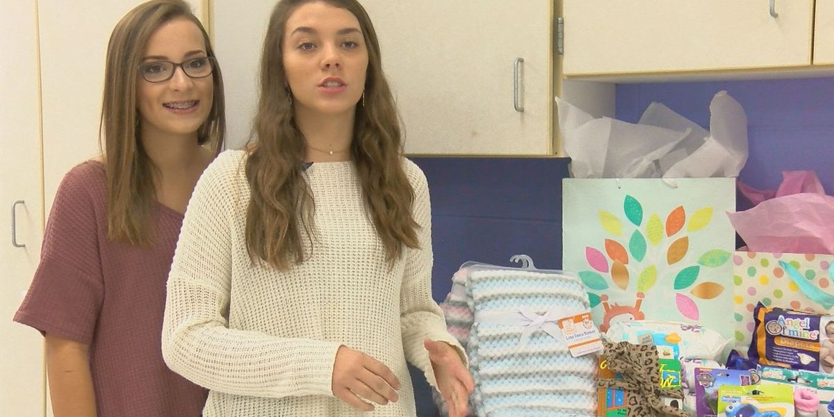 Student Spotlight: Sophomores organize mock baby shower for parents in need