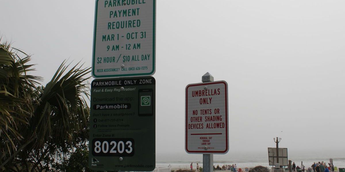 Horry County mulls legal action against Myrtle Beach, Surfside Beach over parking rules