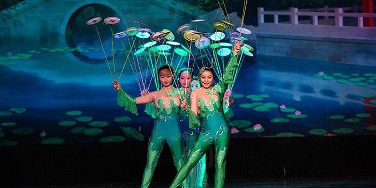 Chinese Acrobats to perform at Robeson Community College