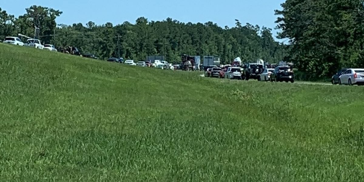 Crash snarling traffic on U.S. 17 Bypass near South Strand Medical Center