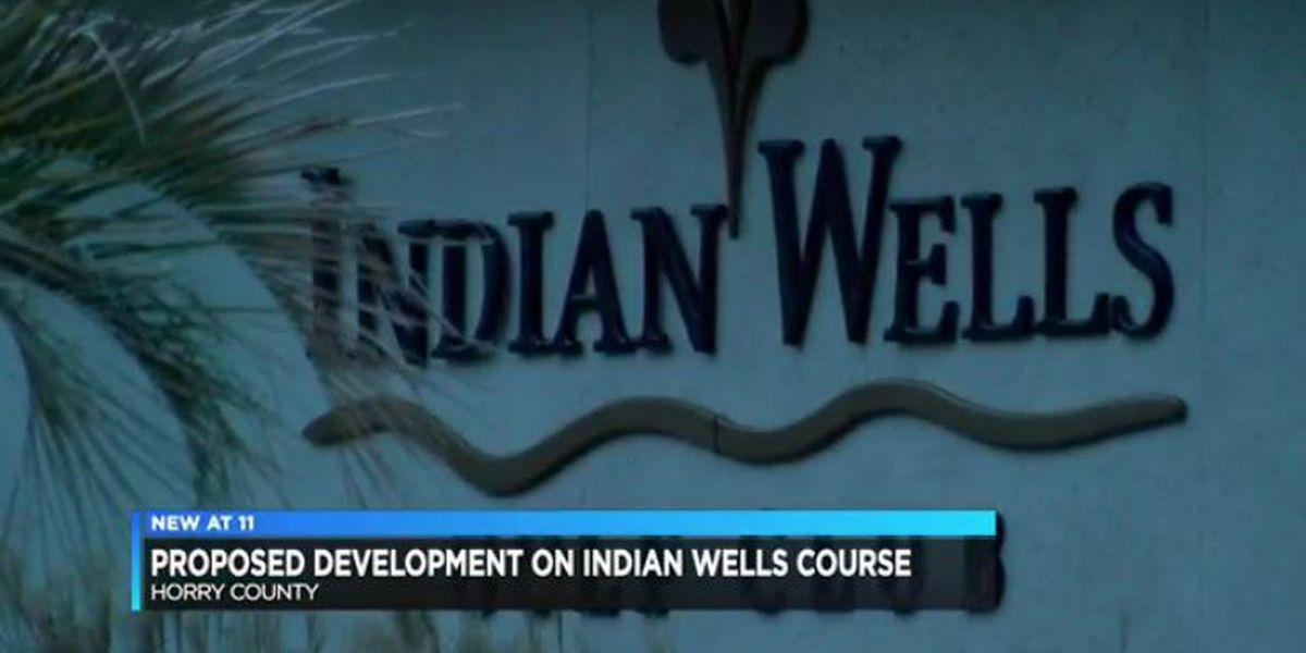 New development considered on Indian Wells Golf Course