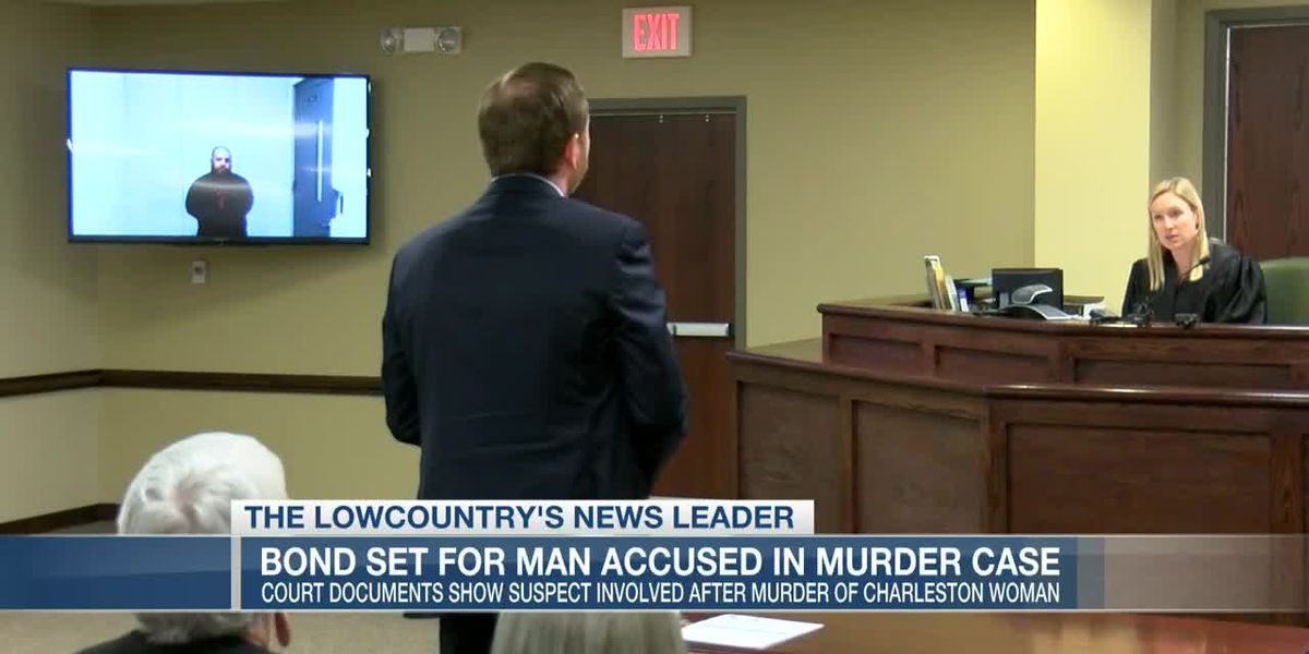 VIDEO - Affidavit: Detectives found murdered Charleston woman in container in the woods