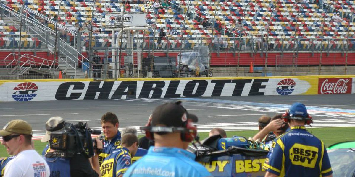 Full capacity allowed at Coca Cola 600 at Charlotte Motor Speedway