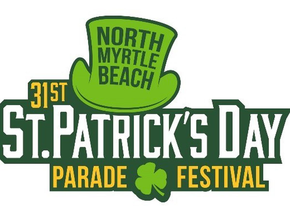 TRAFFIC & PARKING GUIDE: North Myrtle Beach St. Patrick's Day Parade and Festival
