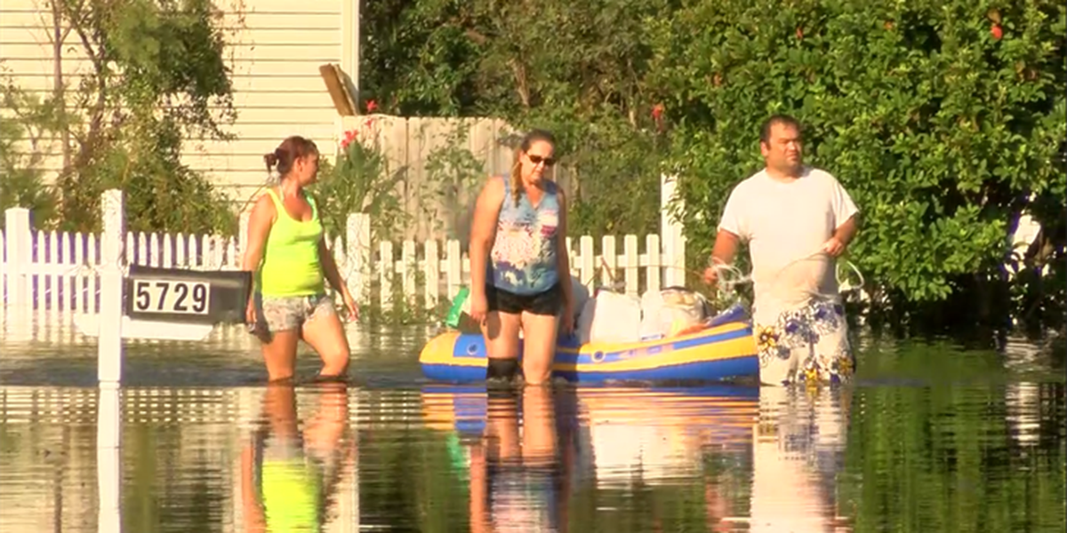 Flood insurance costs to drop with new Horry County flood rating
