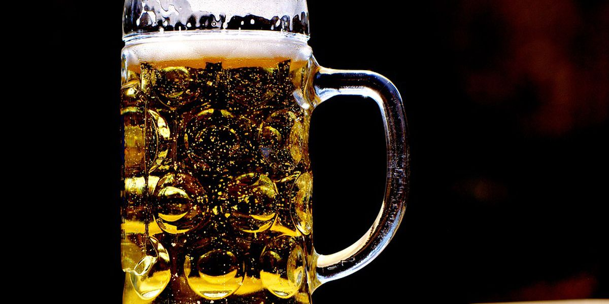 Cheers! It's National Drink Beer Day