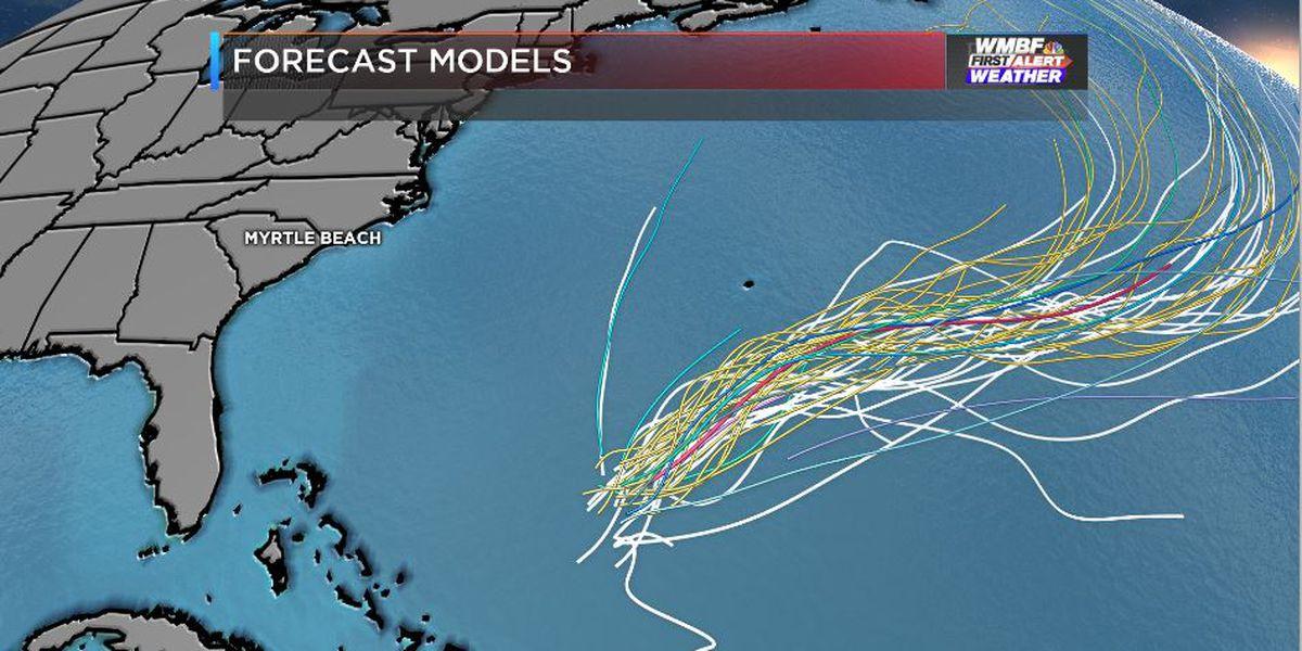 FIRST ALERT: Slight chance of early season tropical development, no US threat