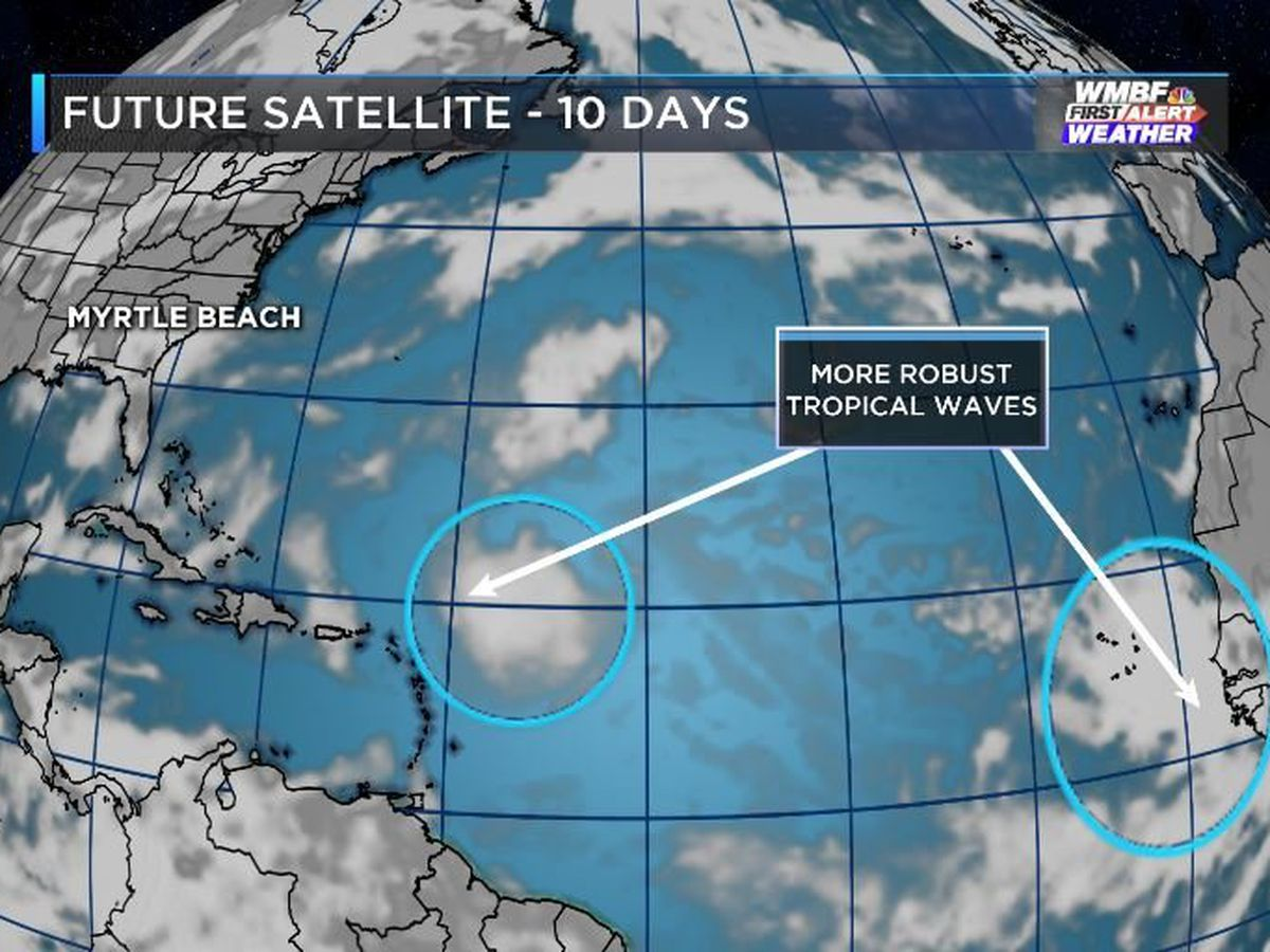 FIRST ALERT: Where is hurricane season?