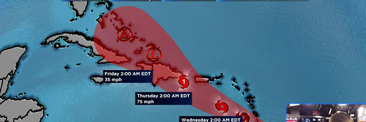 8 AM Update: Watching Tropical Storm Dorian and another disturbance