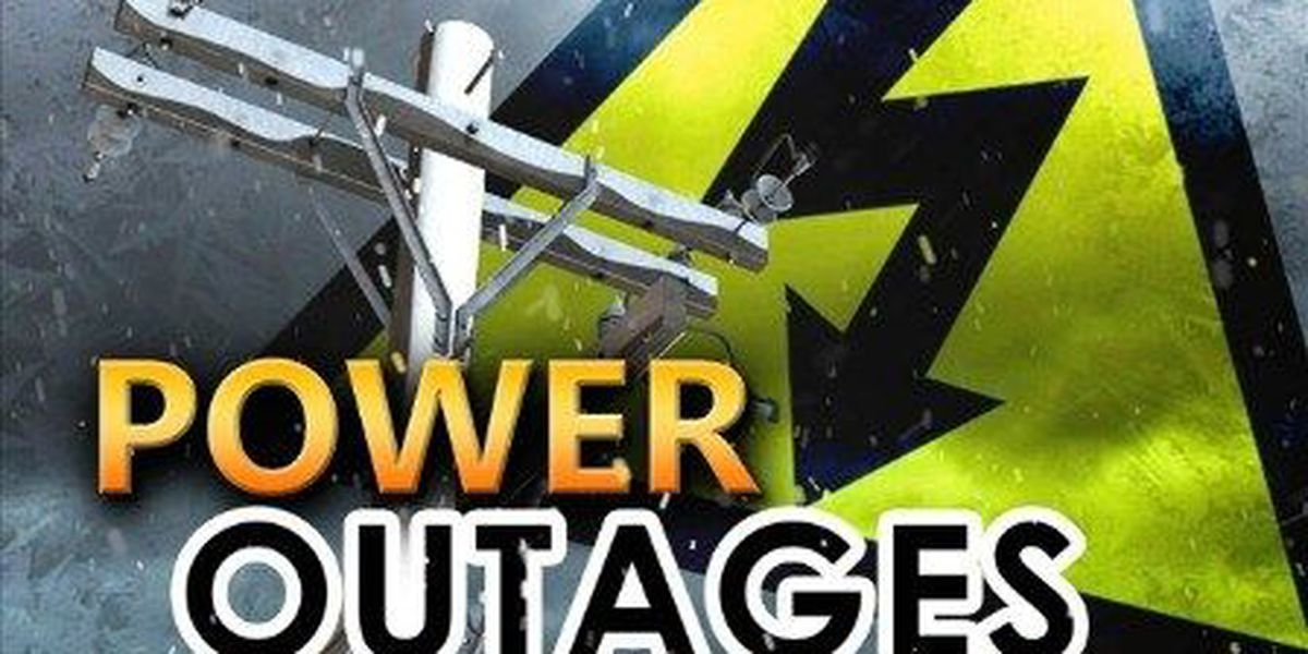 Power restored to more than 4,000 Horry County residents