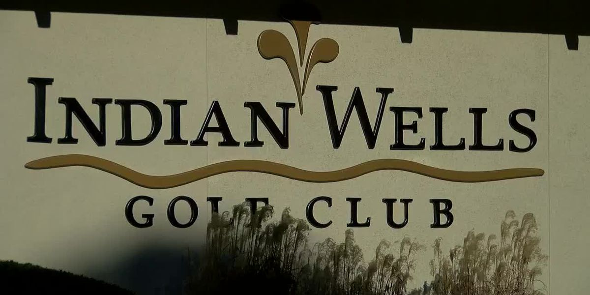Protesters speak out against proposed new development at Indian Wells Golf Course