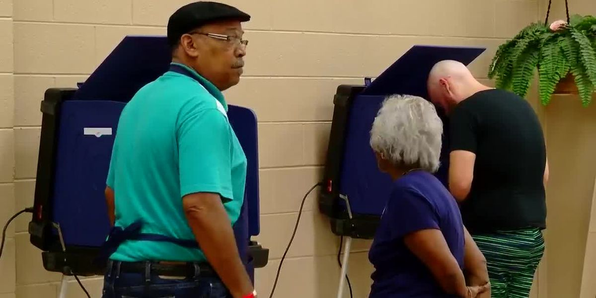 This is Carolina: Election day is 'like Christmas' for three generations of family