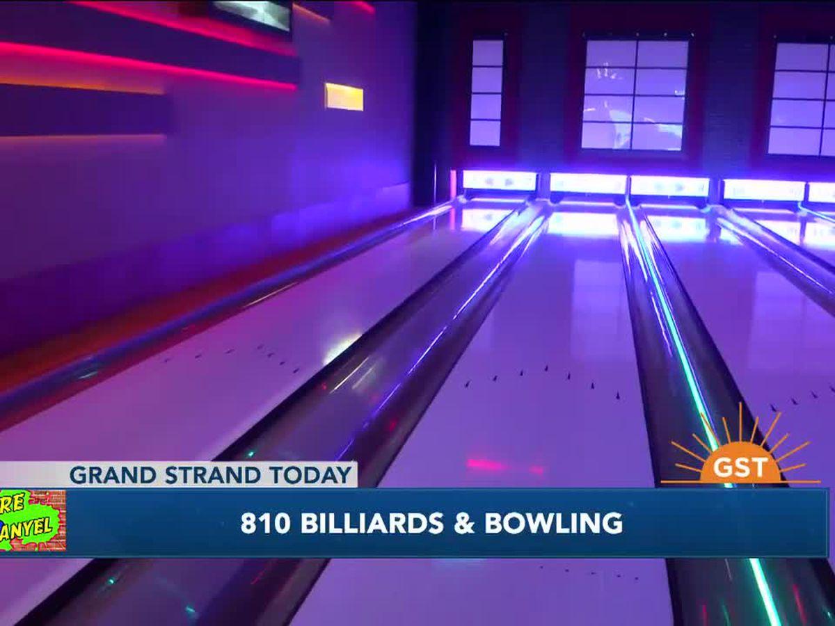 Dare Danyel: Bowling at 810 Billiards & Bowling
