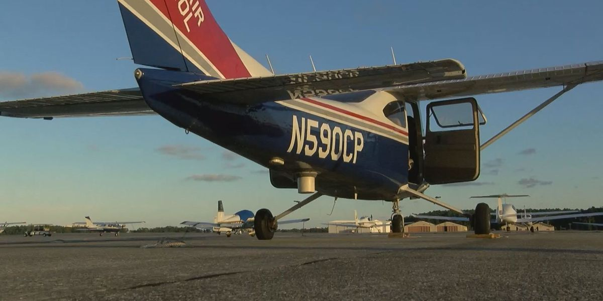 Civil Air Patrol hopes to add higher perspective in missing swimmer searches